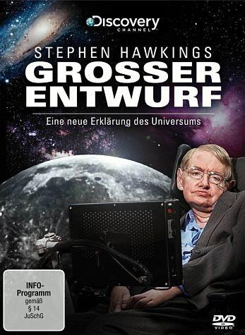 DVD »Stephen Hawkings großer Entwurf - Eine neue...«