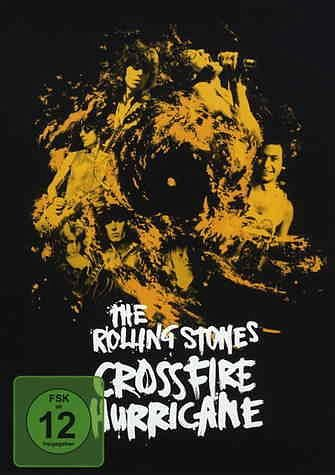DVD »The Rolling Stones - Crossfire Hurricane«