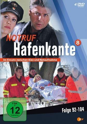 DVD »Notruf Hafenkante 8, Folge 92-104 (4 Discs)«