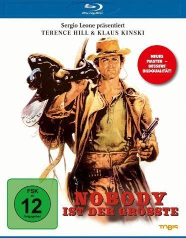 Blu-ray »Nobody ist der Größte«