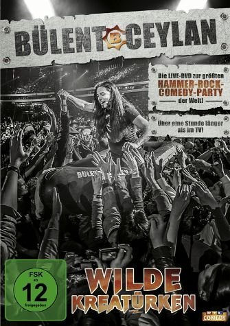 DVD »Bülent Ceylan - Wilde Kreatürken (2 Discs)«