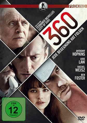 DVD »360 - Jede Begegnung hat Folgen«