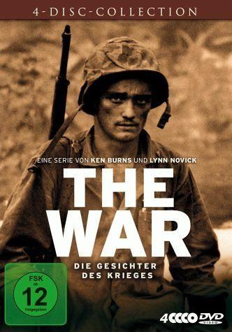 DVD »The War - Die Gesichter des Krieges (4 Discs)«