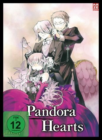 DVD »Pandora Hearts - Box 2 (2 Discs)«