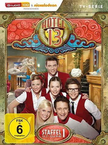 DVD »Hotel 13 - Staffel 1, Teil 2, Folge 41-80 (3...«