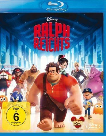 Blu-ray »Ralph reicht's«