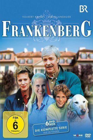 DVD »Frankenberg - Die komplette Serie (6 Discs)«