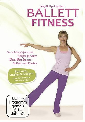 DVD »Ballett Fitness«