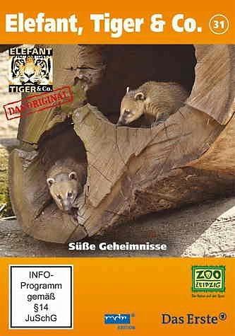 DVD »Elefant, Tiger & Co., Teil 31 (2 Discs)«