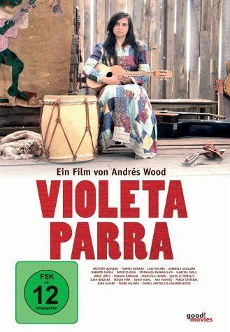 DVD »Violeta Parra (OmU)«