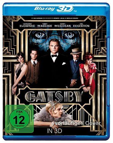 Blu-ray »Der große Gatsby (Blu-ray 3D)«