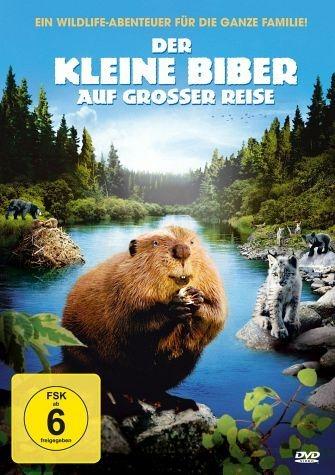 DVD »Der kleine Biber auf großer Reise«