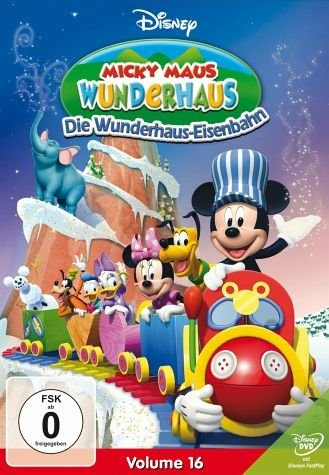 DVD »Micky Maus Wunderhaus, Volume 16 - Die...«
