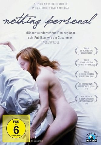 DVD »Nothing Personal«