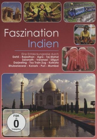DVD »Faszination Indien«