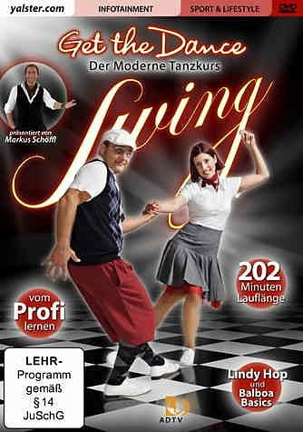 DVD »Get the Dance - Swing«