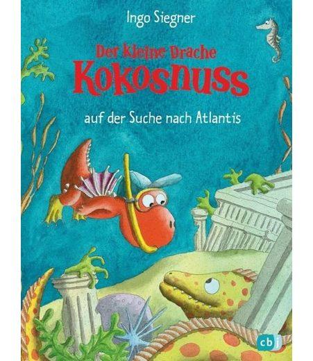 Gebundenes Buch »Der kleine Drache Kokosnuss auf der Suche nach...«