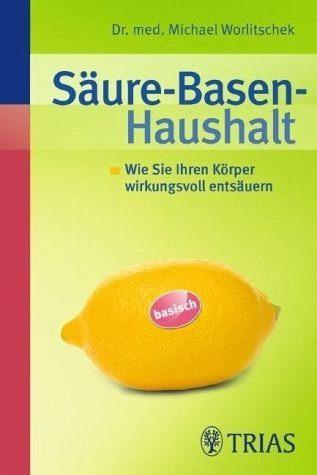 Broschiertes Buch »Säure-Basen-Haushalt«