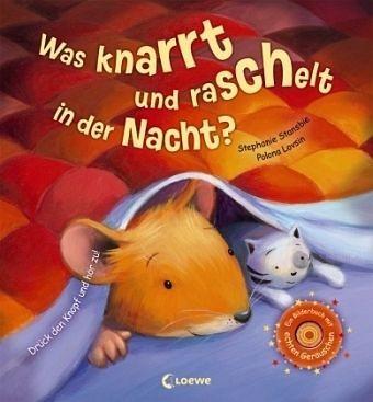 Gebundenes Buch »Was knarrt und raschelt in der Nacht?«