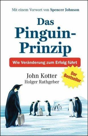 Gebundenes Buch »Das Pinguin-Prinzip«