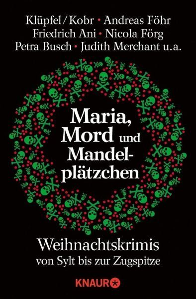 Broschiertes Buch »Maria, Mord und Mandelplätzchen«