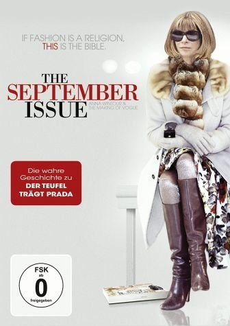 DVD »The September Issue«