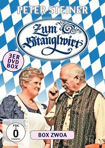 DVD »Zum Stanglwirt - Box Zwoa (3 Discs)«