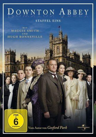 DVD »Downton Abbey - Season 1 (3 Discs)«