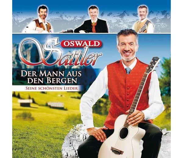 Audio CD »Oswald Sattler: Der Mann Aus Den Bergen -...«