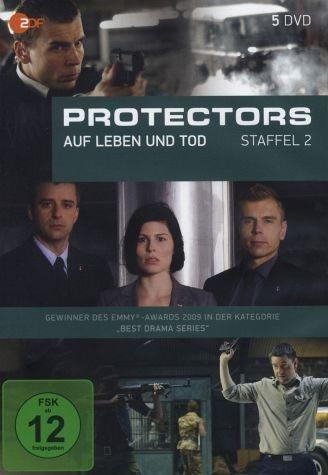 DVD »Protectors - Auf Leben und Tod, Staffel 2 (5...«