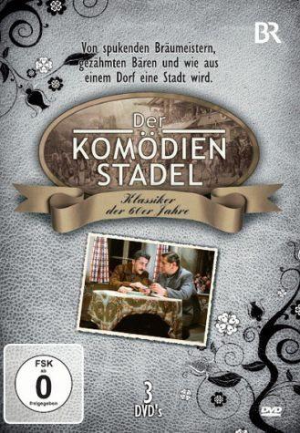 DVD »Der Komödienstadel - Klassiker der 60er Jahre...«