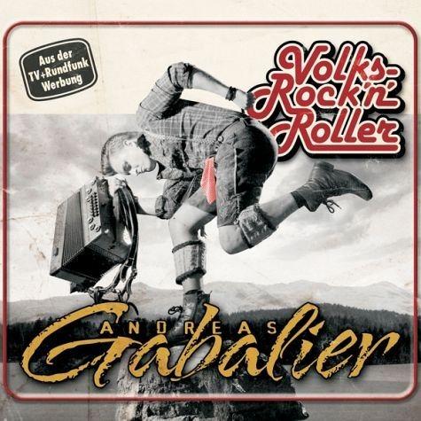 Audio CD »Andreas Gabalier: Volksrock'N' Roller«