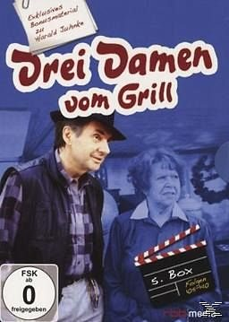 DVD »Drei Damen vom Grill - Box 5/Folge105-140 DVD-Box«