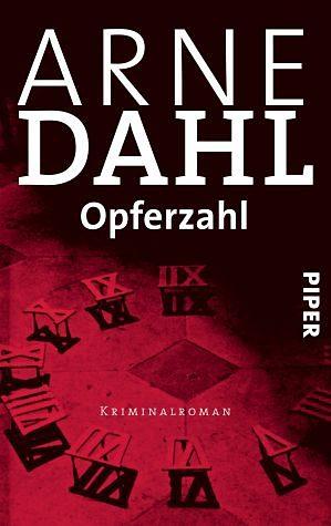 Broschiertes Buch »Opferzahl / A-Gruppe Bd.9«