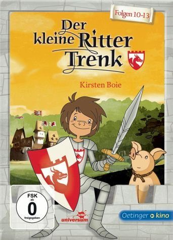 DVD »Der kleine Ritter Trenk, Folgen 10-13 (nur für...«