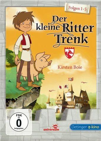 DVD »Der kleine Ritter Trenk, Folgen 1-5 (nur für...«