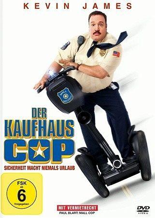 DVD »Der Kaufhaus Cop (Slim Case)«