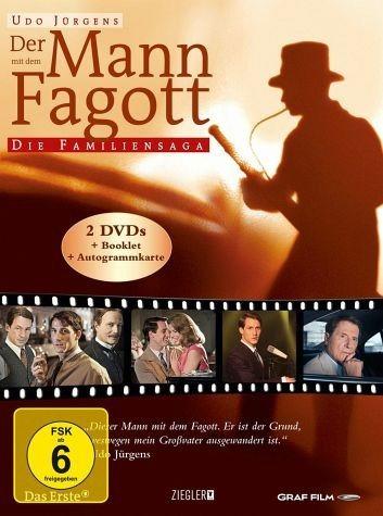 DVD »Der Mann mit dem Fagott (2 Discs)«