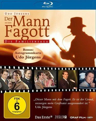 Blu-ray »Der Mann mit dem Fagott«