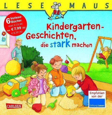 Gebundenes Buch »Kindergarten-Geschichten, die stark machen«