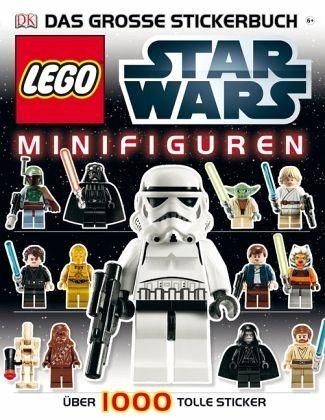 Broschiertes Buch »LEGO Star Wars Minifiguren - Das große...«