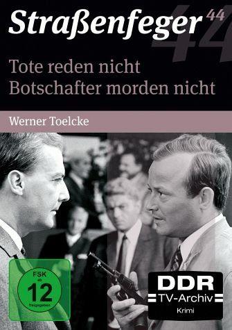 DVD »Tote reden nicht / Botschafter morden nicht (4...«