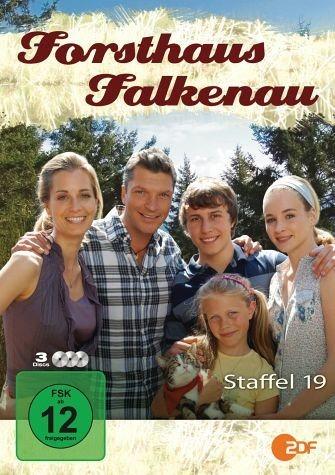 DVD »Forsthaus Falkenau - Staffel 19 (3 Discs)«