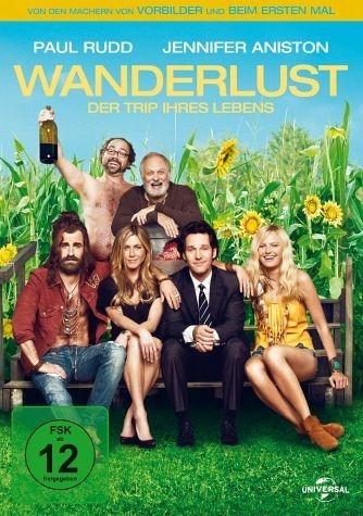DVD »Wanderlust - Der Trip ihres Lebens«