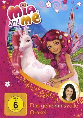 DVD »Mia and Me - Das geheimnisvolle Orakel«
