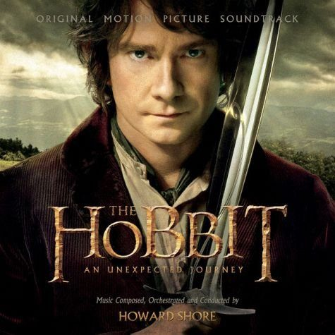 Audio CD »Howard Shore: The Hobbit: An Unexpected Journey«
