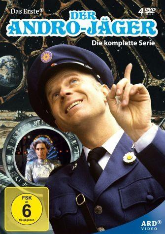 DVD »Der Andro-Jäger - Die komplette Serie (4 Discs)«