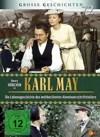 DVD »Karl May (2 Discs)«