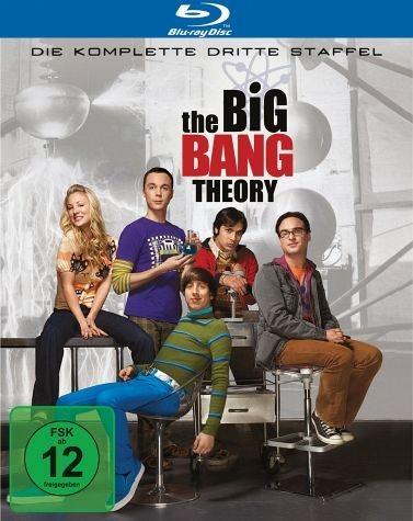 Blu-ray »The Big Bang Theory - Die komplette dritte...«
