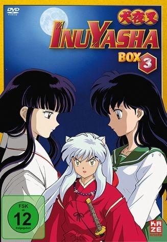 DVD »InuYasha, Box 3 (7 Discs)«